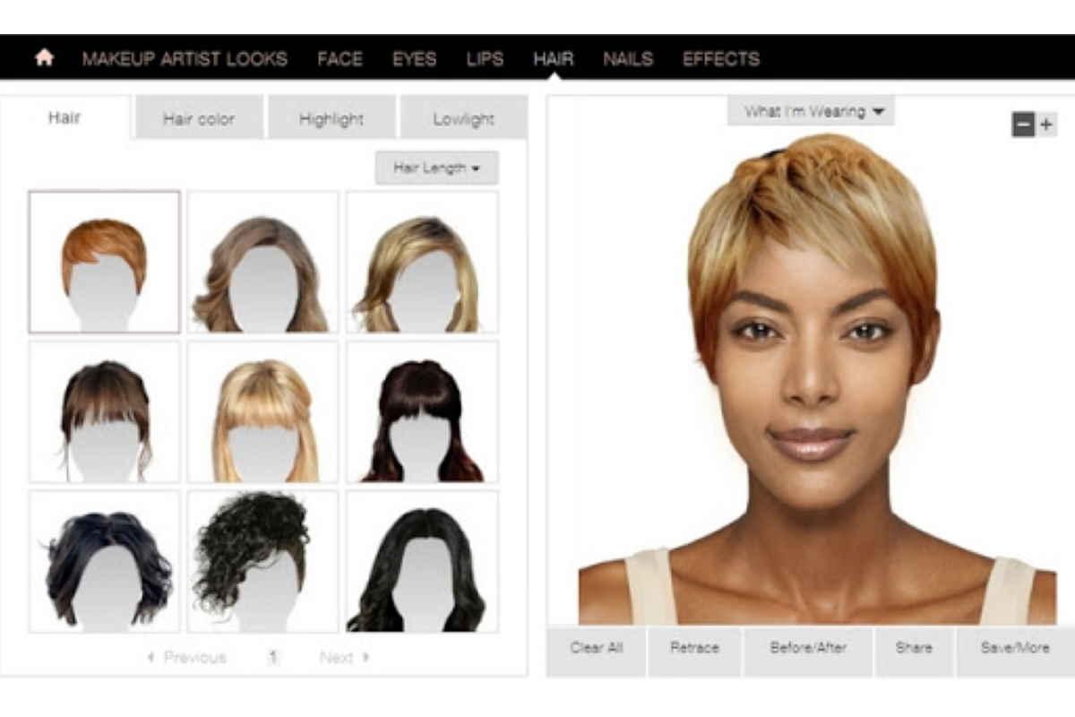 app per taglio capelli