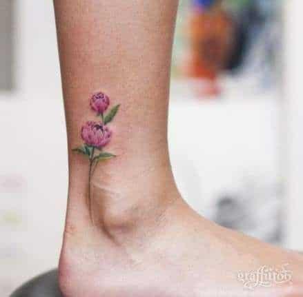 peonia tatoo