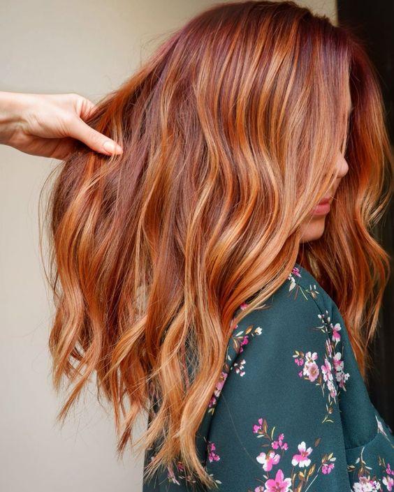pumkin red hair