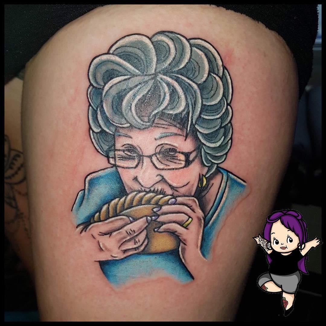 tatuaggio nonna