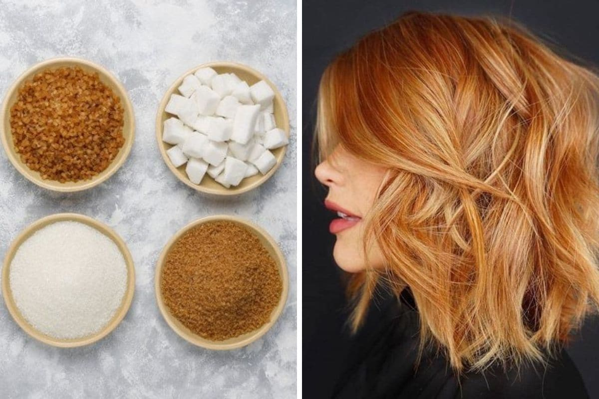 zucchero shampoo capelli