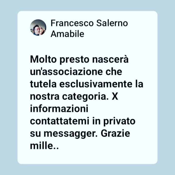 Francesco Amabile associazione penta