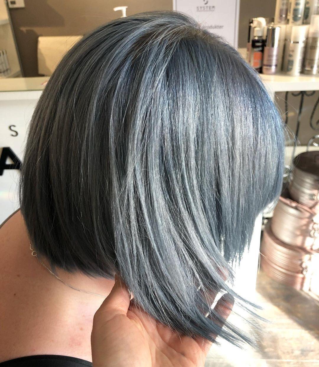 azzurri lisci corti