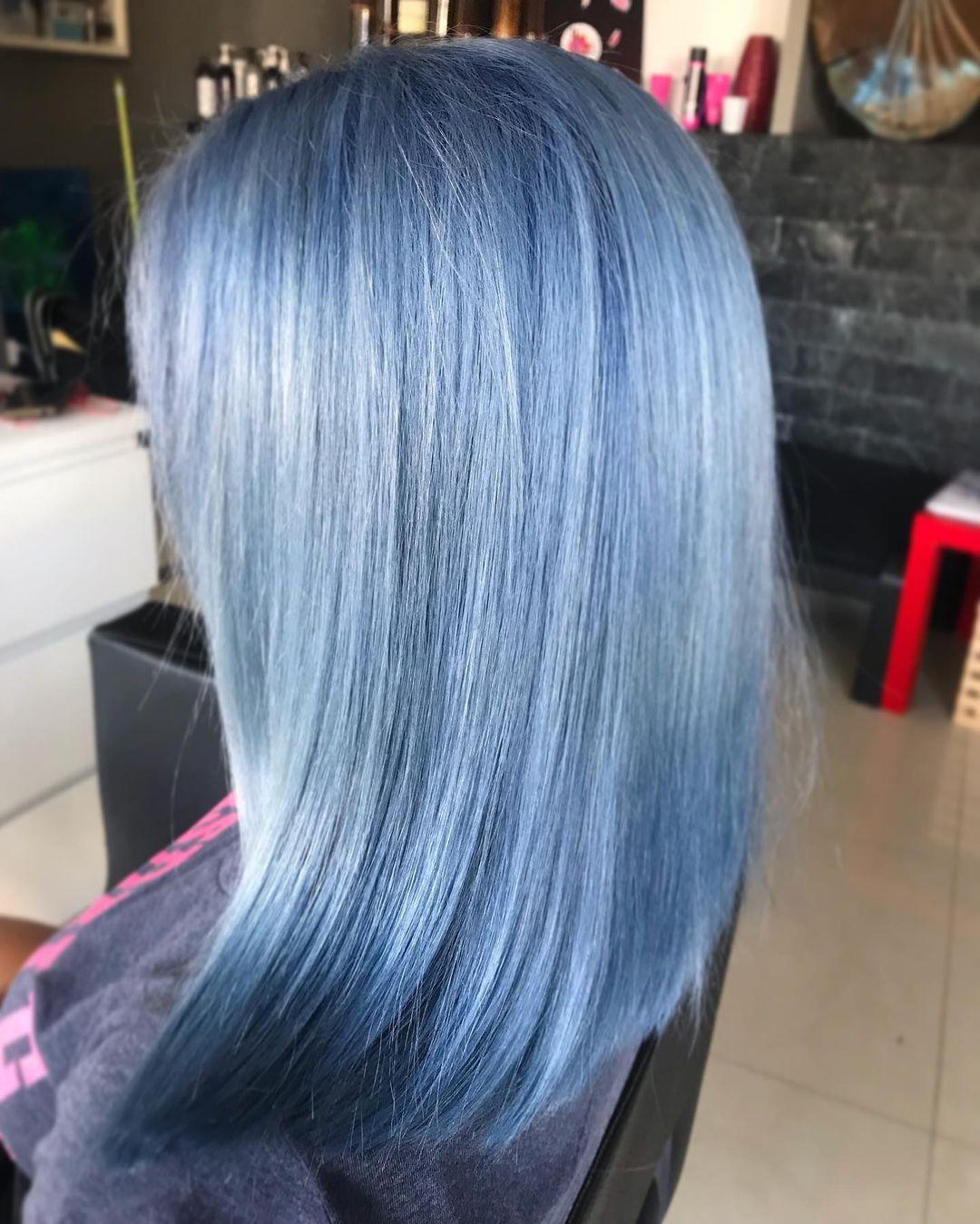 lisci azzurri medi