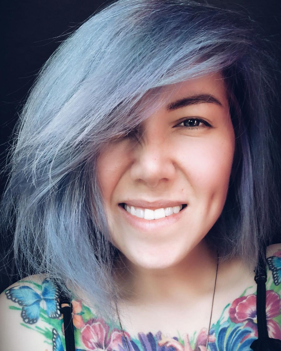 lisci medi azzurri