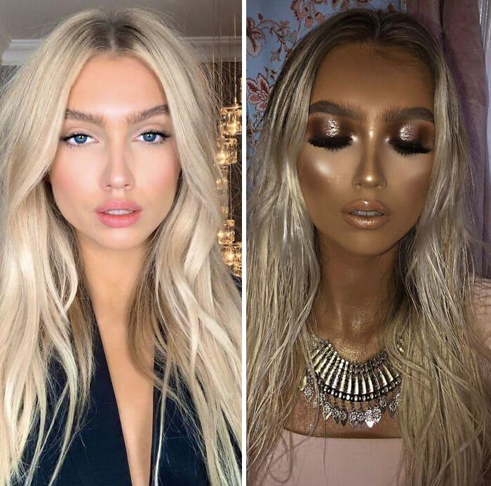 makeup brutto