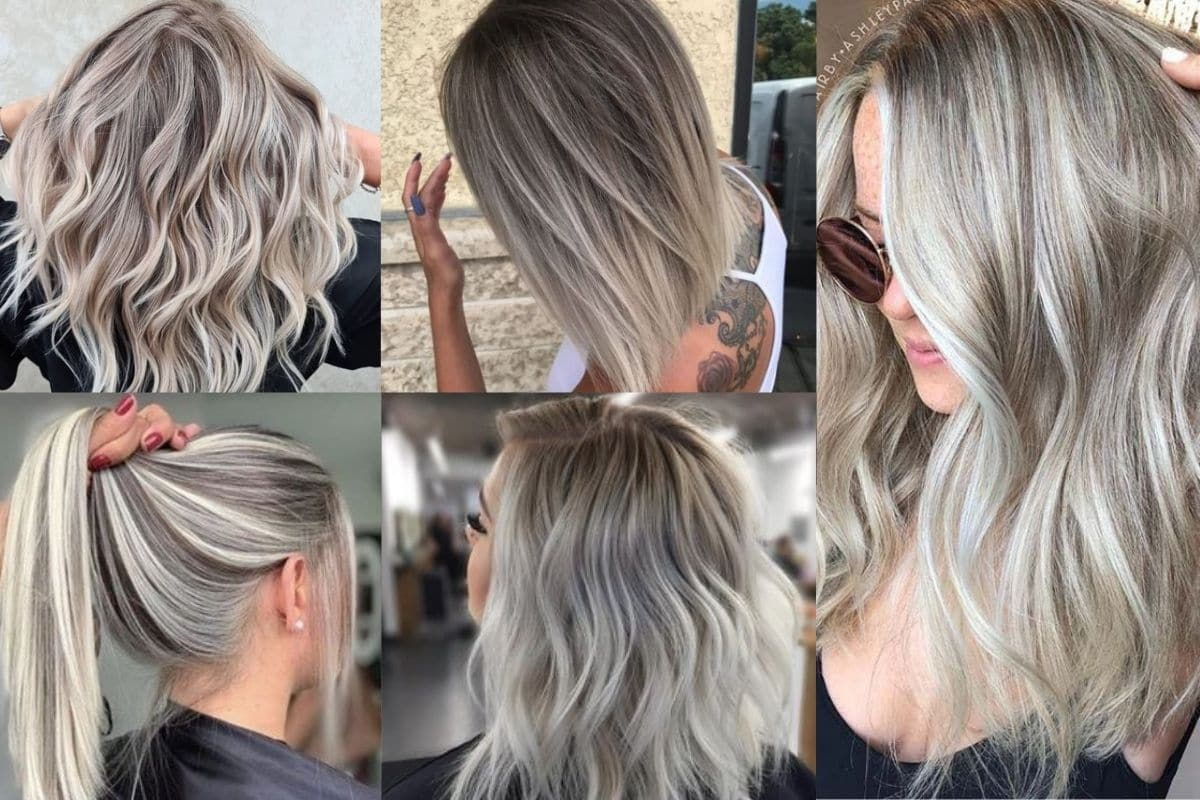ultimate grey hair