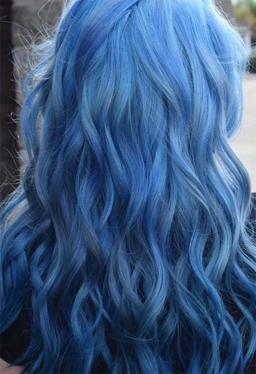 blu mossi lunghi