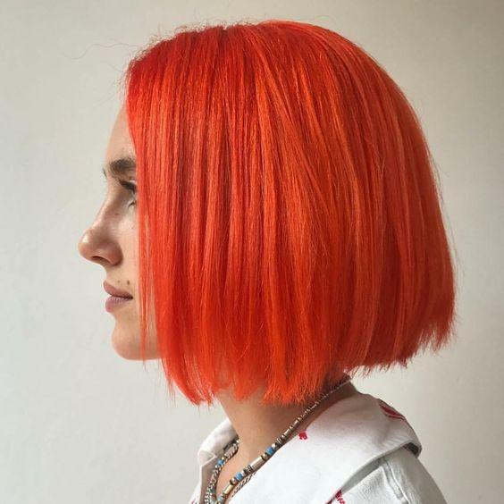 corti lisci arancioni