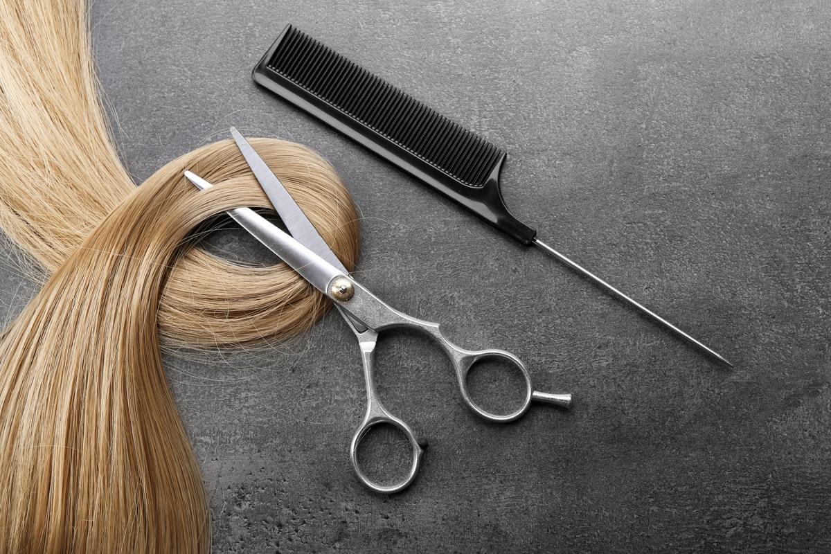 forbici parrucchiere