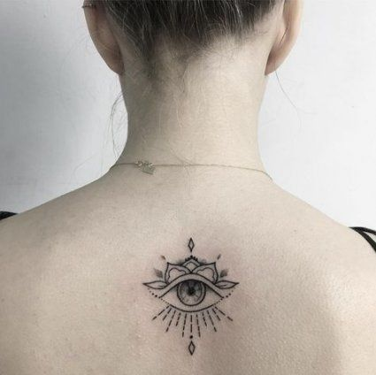 tatuaggio occhio