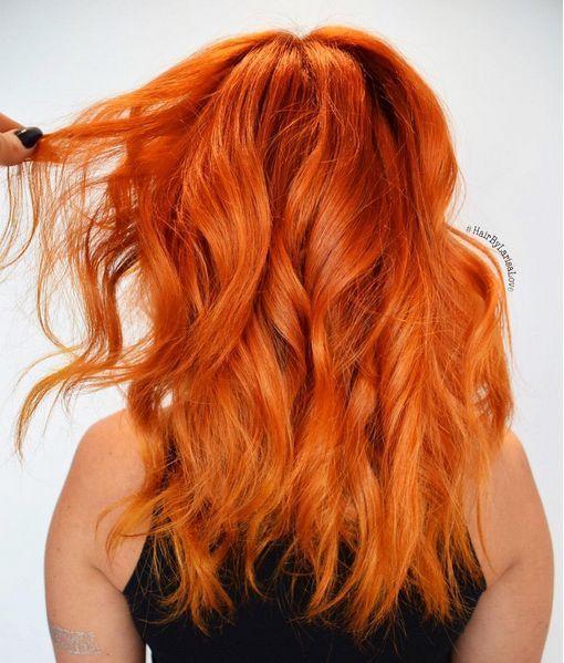 medi mossi arancioni