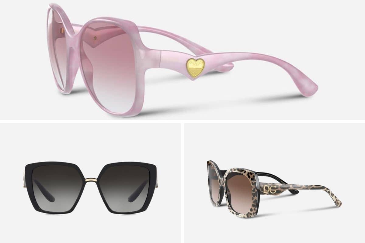 occhiali da sole dolce & gabbana estate 2021