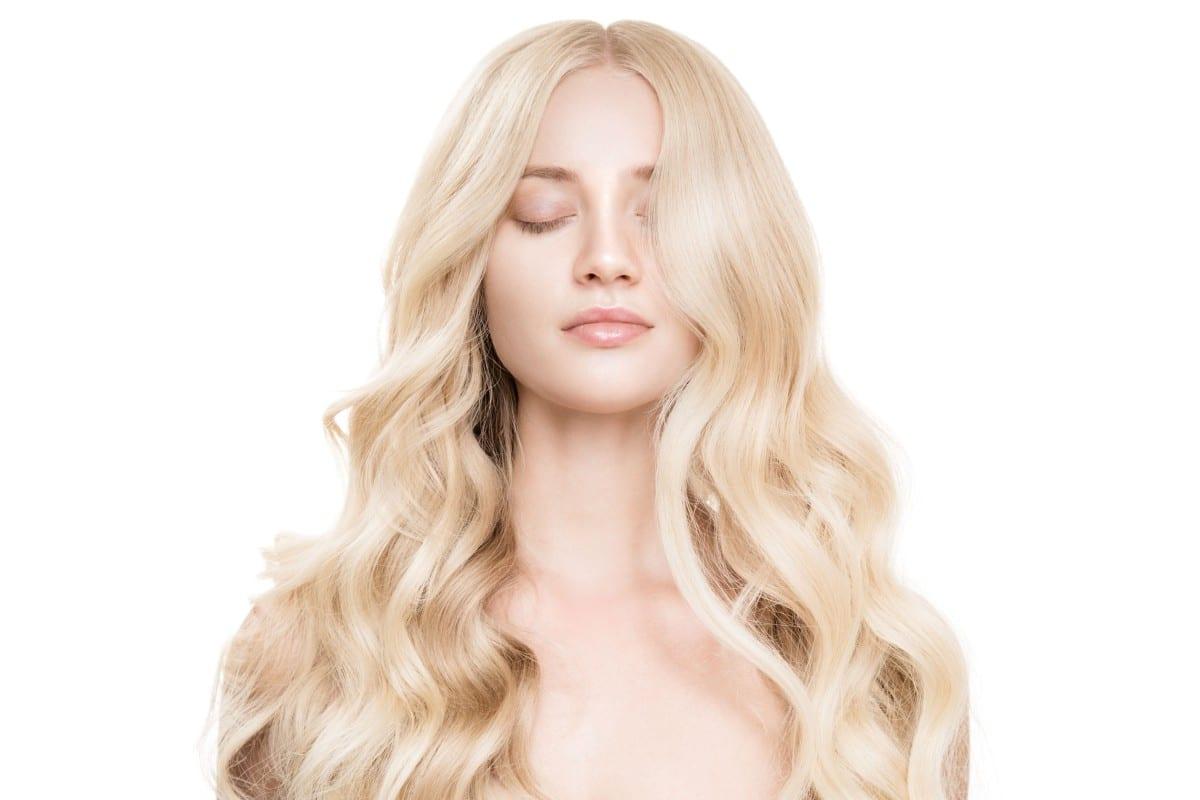 riflessi capelli biondi