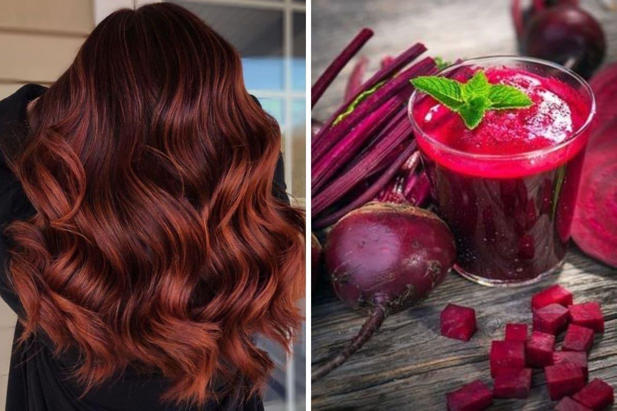 scurire capelli rossi