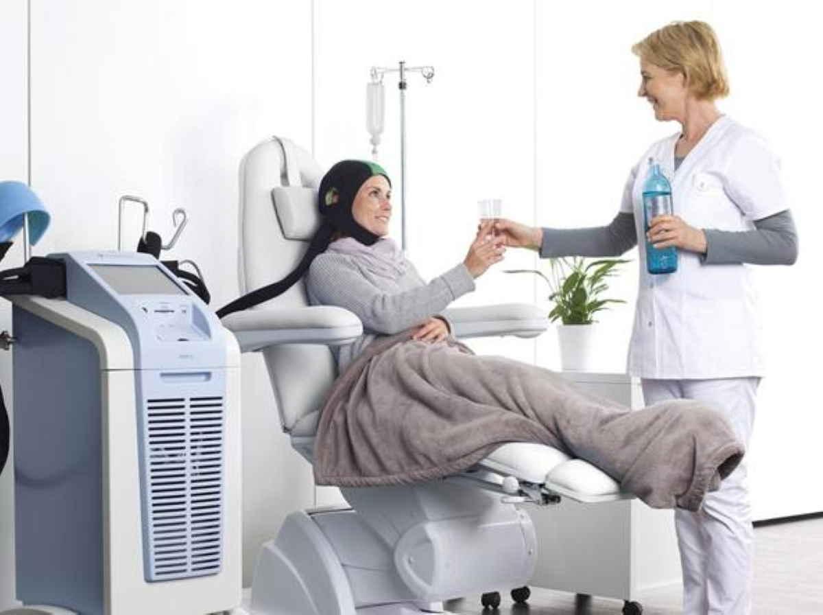 casco refrigerante cure oncologiche