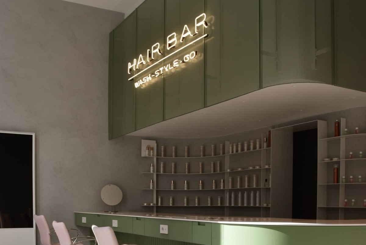 hair bar salone milano