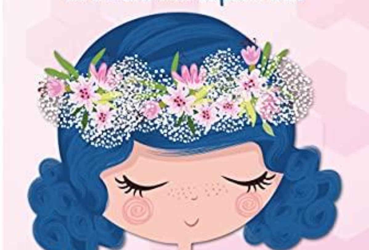 marilù la bambina dai capelli blu