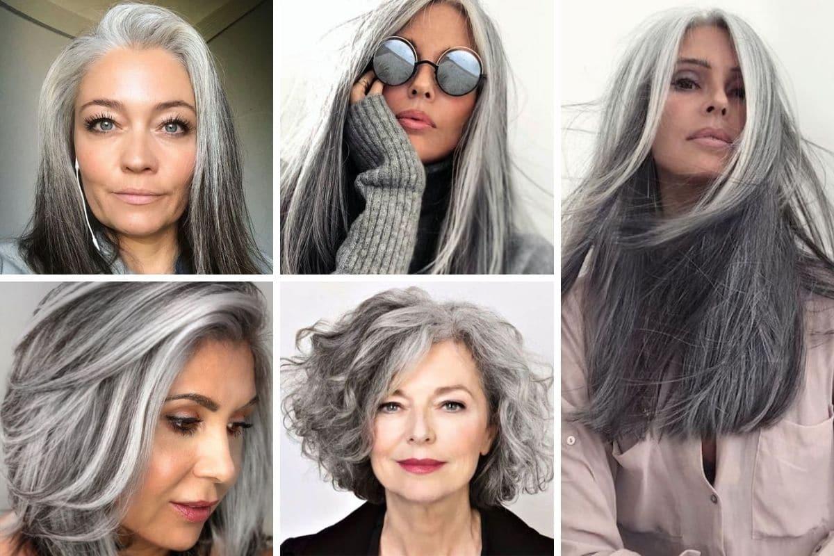 sfumature capelli grigi