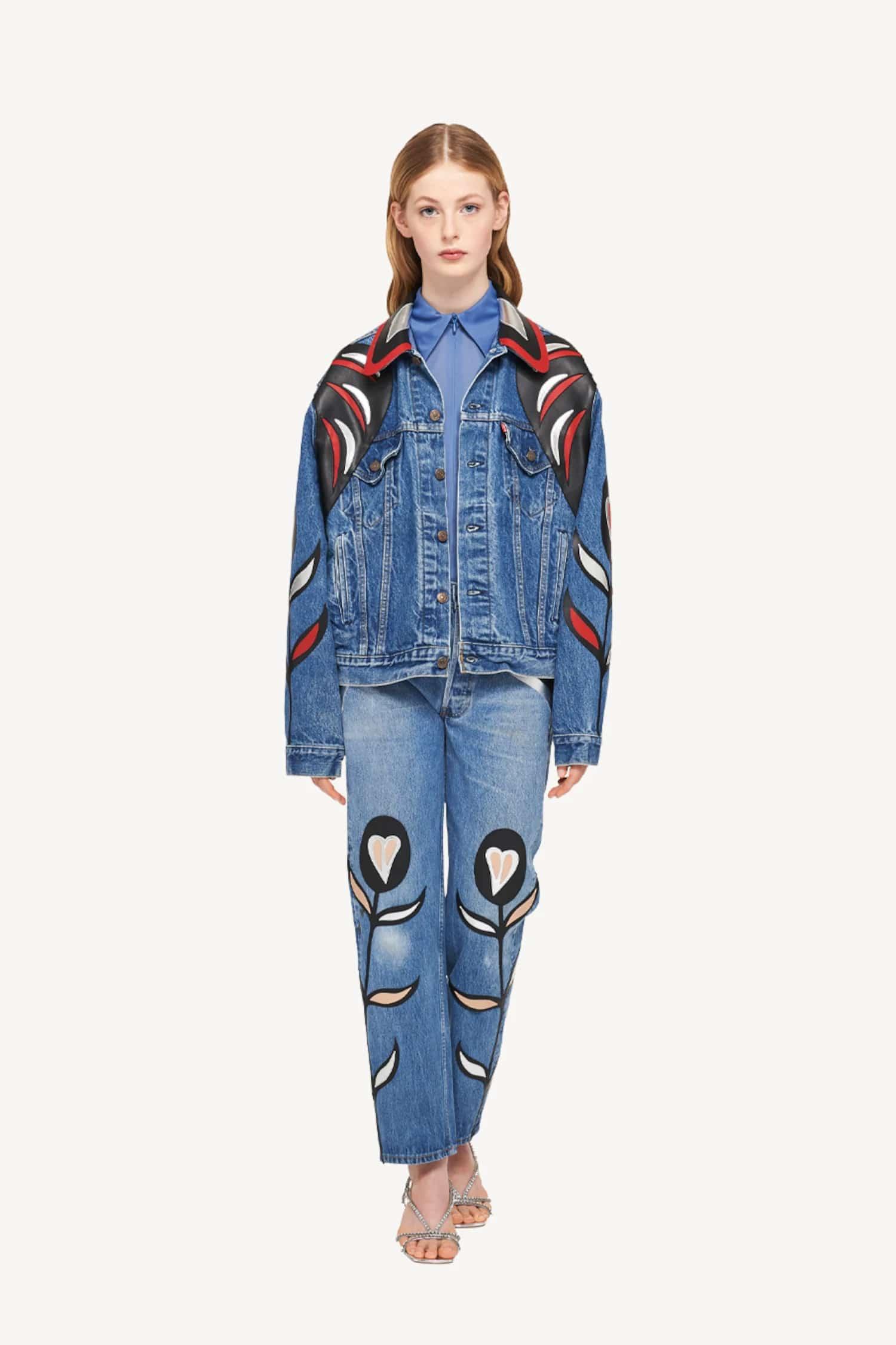 miumiu jeans
